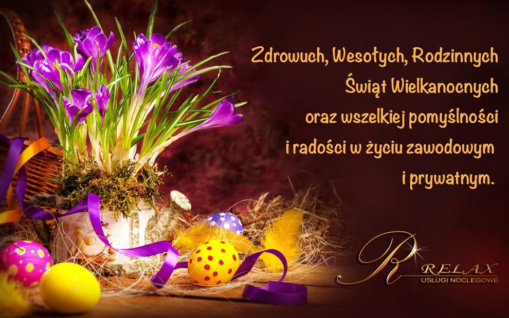 Życzenia Wielkanocne Relax